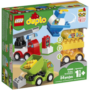 LEGO DUPLO My First: My First Car Creations (10886)