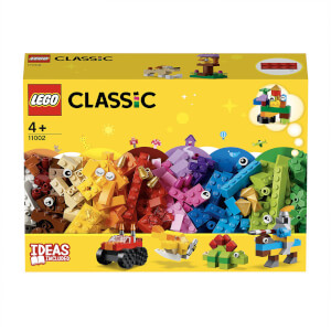 LEGO Classic: Basic Brick Set Construction Toy (11002)