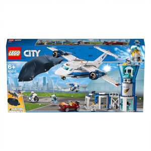 LEGO City: Sky Police Air Base Station Building Set (60210)