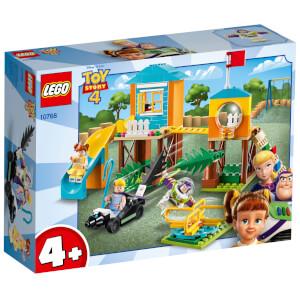 LEGO Juniors Toy Story 4: Buzz and Bo Peeps Playground Adventure (10768)
