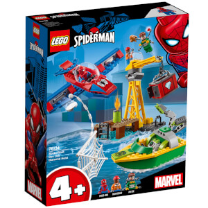 LEGO Super Heroes: Spider-Man: Doc Ock diamantroof (76134)