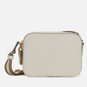 Lauren Ralph Lauren Women's Huntley Medium Cross Body Bag - Vanilla