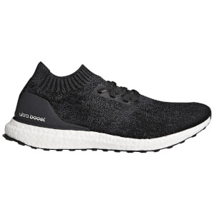 adidas Men's Ultraboost Uncaged Running Shoes - Carbon/Black