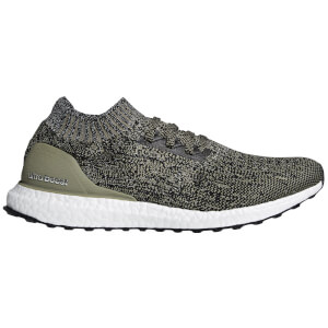 adidas Men's Ultra Boost Uncaged Running Shoes - Trace Cargo