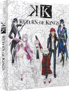 K - Return of Kings - Collector's Edition