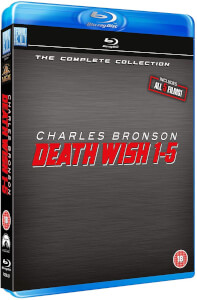 Death Wish 1-5