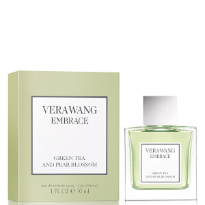 Vera Wang Embrace Green Tea and Pear Blossom Eau de Toilette Spray 30ml