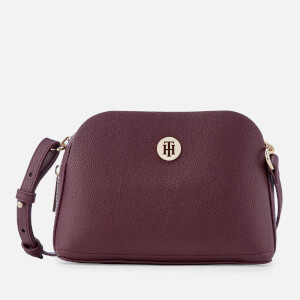 Tommy Hilfiger Women's Core Crossover Bag - Cabernet