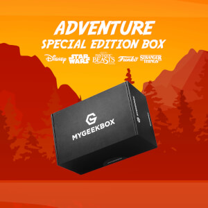 My Geek Box - Adventure Box - Men's - L