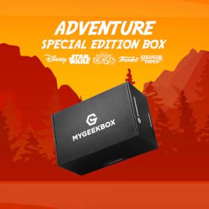 My Geek Box - Caja Aventura - Mujer - XXL