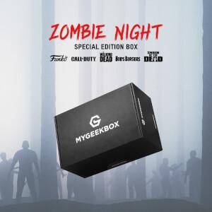 My Geek Box - Zombie Night Box - Women's - XXL