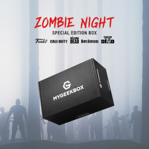 My Geek Box - Noche Zombi Box - Mujer - XXL