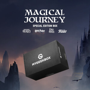 My Geek Box - Magical Journey Box - Men's - XXXL