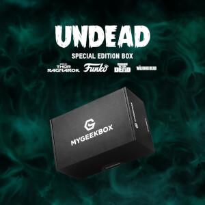 My Geek Box - UNDEAD Box - Men's - XXXL