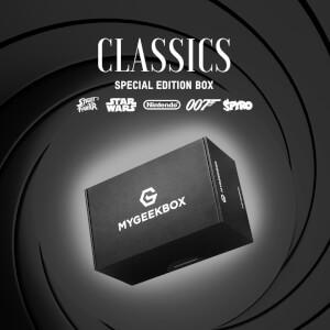 My Geek Box - Caja CLÁSICOS - Mujer - XXL