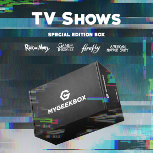 My Geek Box - TV SHOWS Box - Women's - S