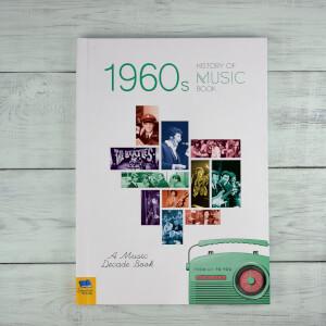 1960s History of Music - Hardback