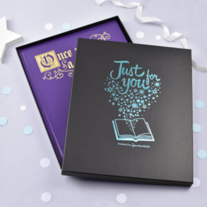 Post-Personalised Fairy Tales Collection - Deluxe