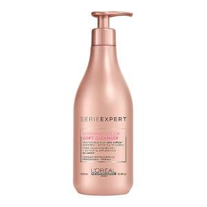 L'Oreal Professionnel Série Expert Vitamino Color Soft Cleanser -shampoo 500ml