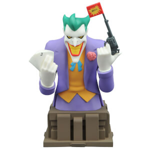 Diamond Select Batman The Animated Series Bust - Joker 15cm