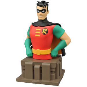 Busto Robin Batman: la serie animada (14 cm) - Diamond Select