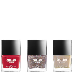 butter LONDON Chic Shades Set (Worth £36.00)