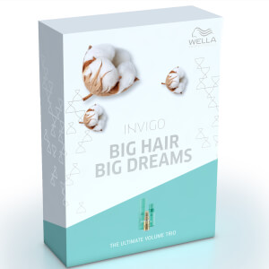 Wella Professionals INVIGO Big Hair Big Dreams