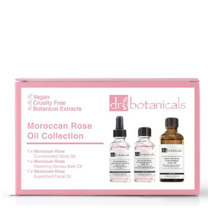 Dr Botanicals Goodnight Beautiful Gift Set (Worth £112)