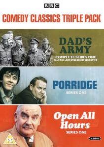 BBC Comedy Classics Triple Pack