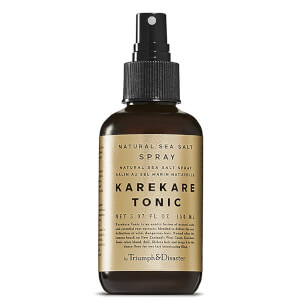 Spray salin au sel marin naturel Karekare Tonic Triumph & Disaster
