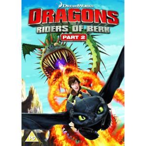 Dragons: Riders Of Berk: S1 (9 Eps) Thawfest/Lightning/Beneath/Twinsanity/Defiant/Bog/Gem/Family1&2 - 2018 Artwork Refresh
