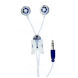 Star Wars R2D2 Earphones