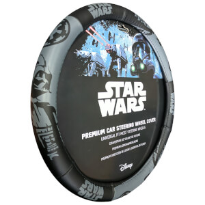 Star Wars Steering Wheel Cover - Vader