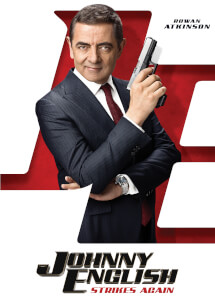 Johnny English Strikes Again (Includeds Digital Copy)