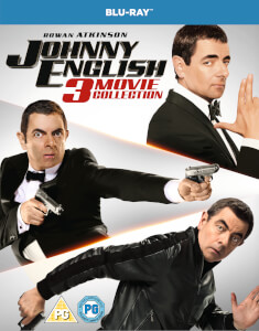 Johnny English - 3 Movie Box Set