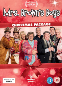 Mrs Brown's Boys Christmas Boxset