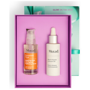Murad Glow on the Spot Kit (Worth $141.00)