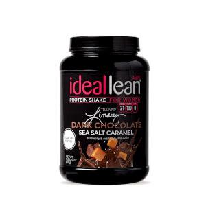 Trainer Lindsey's Dark Chocolate Sea Salt Caramel