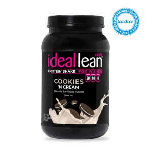 IdealLean Protein - Cookies 'N Cream - 30 Servings