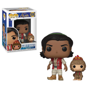 Disney Aladdin (Live-Action) Aladdin with Abu Funko Pop! Vinyl
