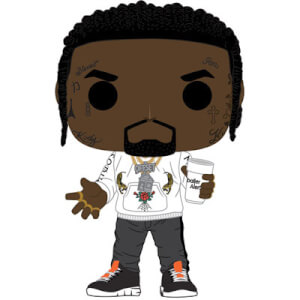 Pop! Rocks Migos Offset Funko Pop! Figuur