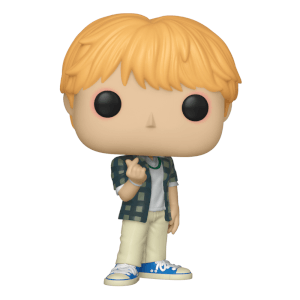 Pop! Rocks BTS Jin Funko Pop! Figuur