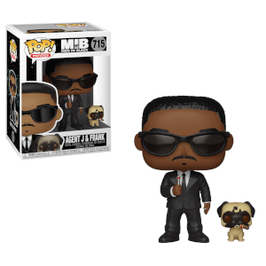 Men In Black - Agente J e Frank Figura Pop! Vinyl