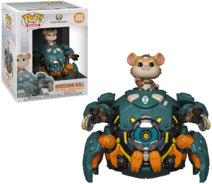 Overwatch Wrecking 6 Inch Funko Pop! Vinyl