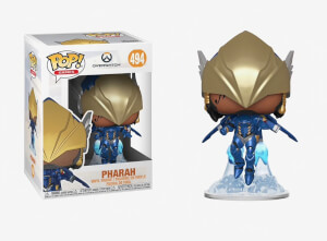 Overwatch - Pharah LTF Pop! Vinyl Figur