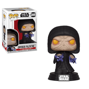 Star Wars - Palpatine Figura Pop! Vinyl
