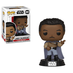 Figura Funko Pop! - General Lando Calrissian- Star Wars
