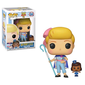 Toy Story 4 Bo Peep & Officer McDimples Pop! Vinyl Figure