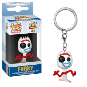 Disney Toy Story 4 Forky Pop! Keychain