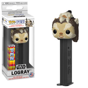 Star Wars Logray Funko Pop! Pez